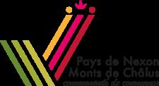 Logo Pays de Nexon / Monts de Châlus