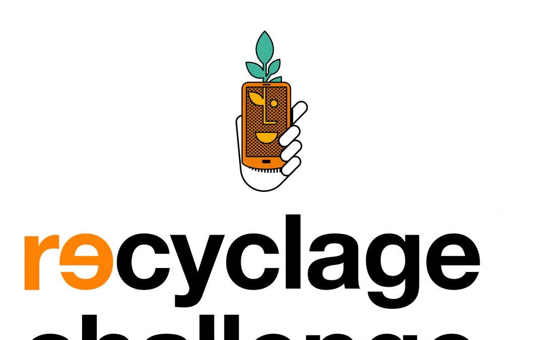 Challenge communal ! Recyclez vos vieux téléphones et gagnons un arbre !